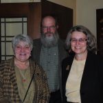 Members of the Old Stone Store Preservation Committee at The Landmark Society's Annual Meeting