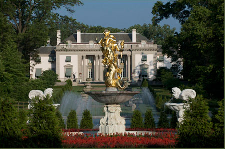 Image Courtesy Nemours Mansion and Gardens