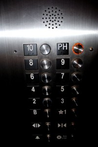 Penthouse elevator button_resized