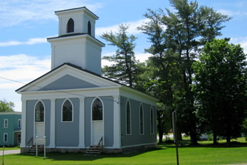 Portageville Chapel Image courtesy of the Portageville Chapel