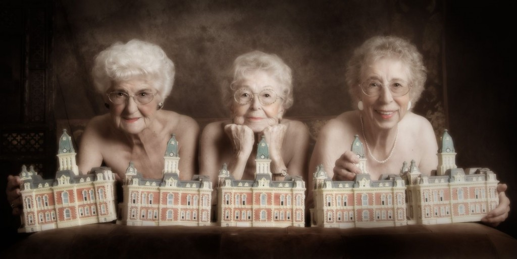 Three Women Together