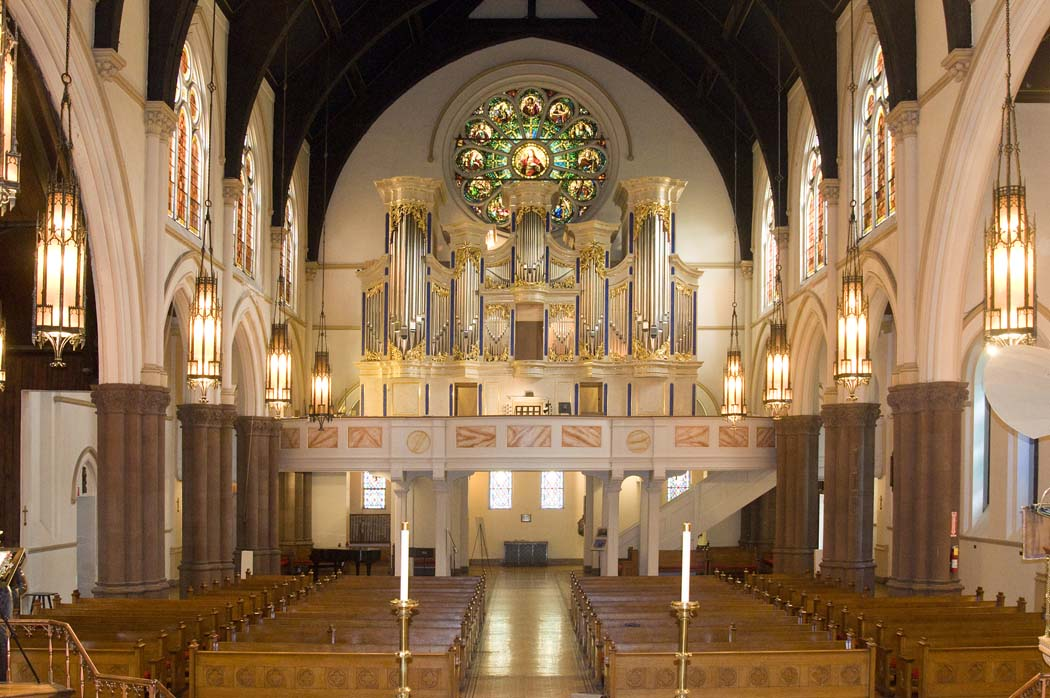 Award Of Merit Christ Church Landmark Society