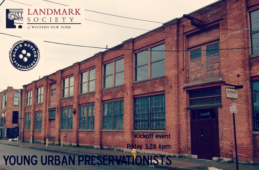 Young Urban Preservationists Launch Party 1