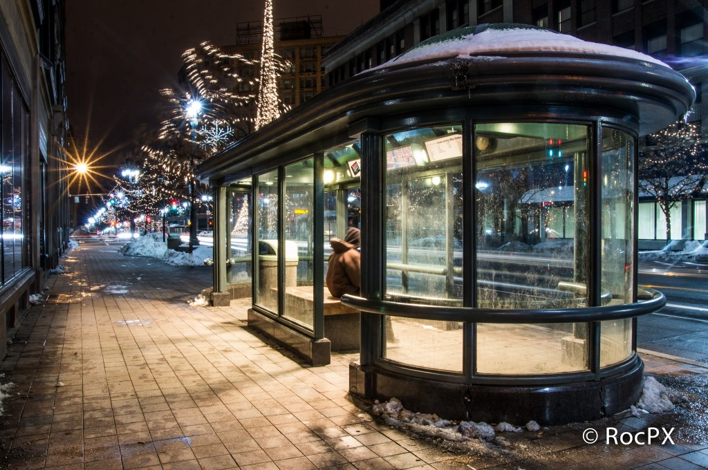 Reconnect Rochester wants to know: what could you do with a bus shelter? 1