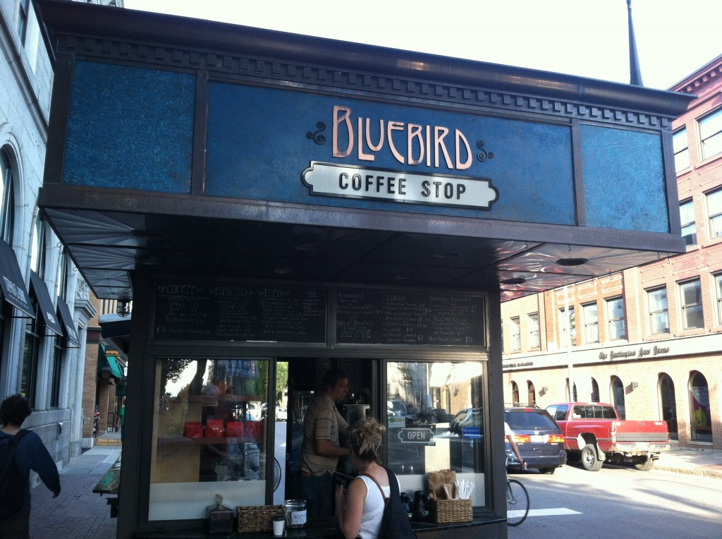 bluebird coffee