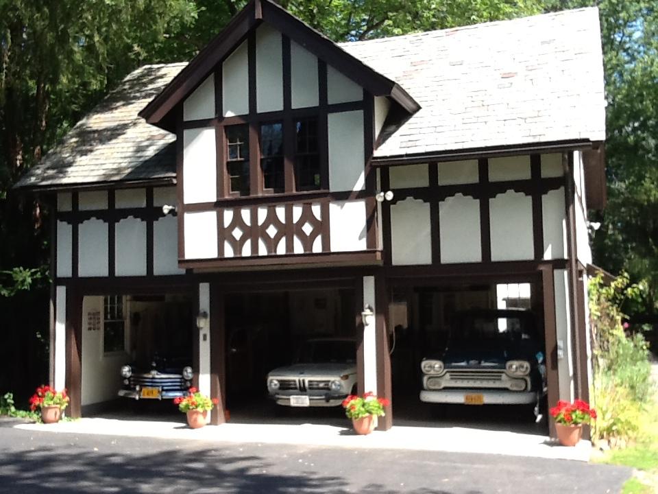 Garage Tour