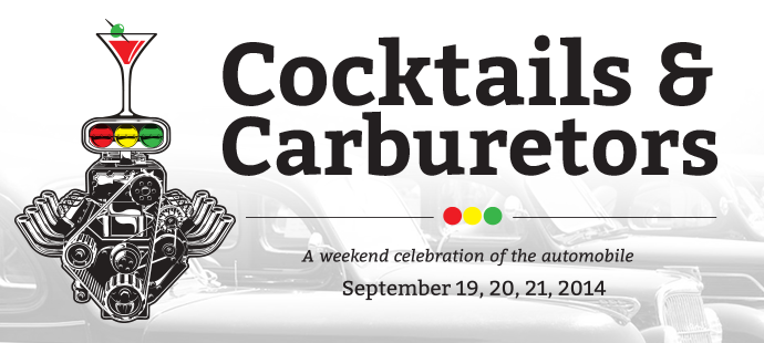 Cocktails and Carburetors and Classics On The Hill: A weekend celebration of the automobile 1