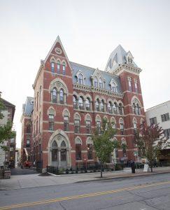 The Academy Building