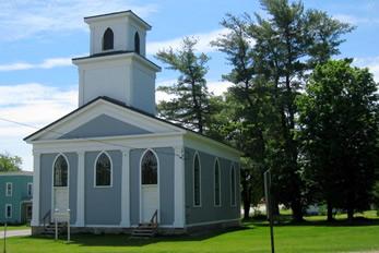 Portageville Chapel Image courtesy of the Portageville Chapel