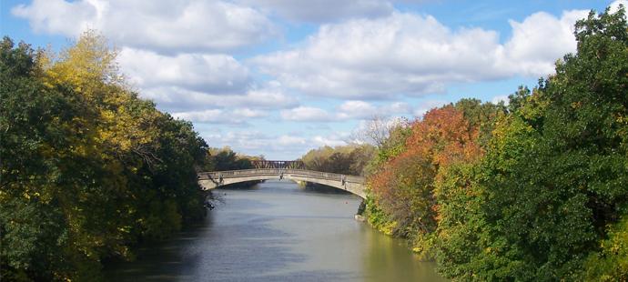 Bash on the Bridges: Genesee Valley Park 1