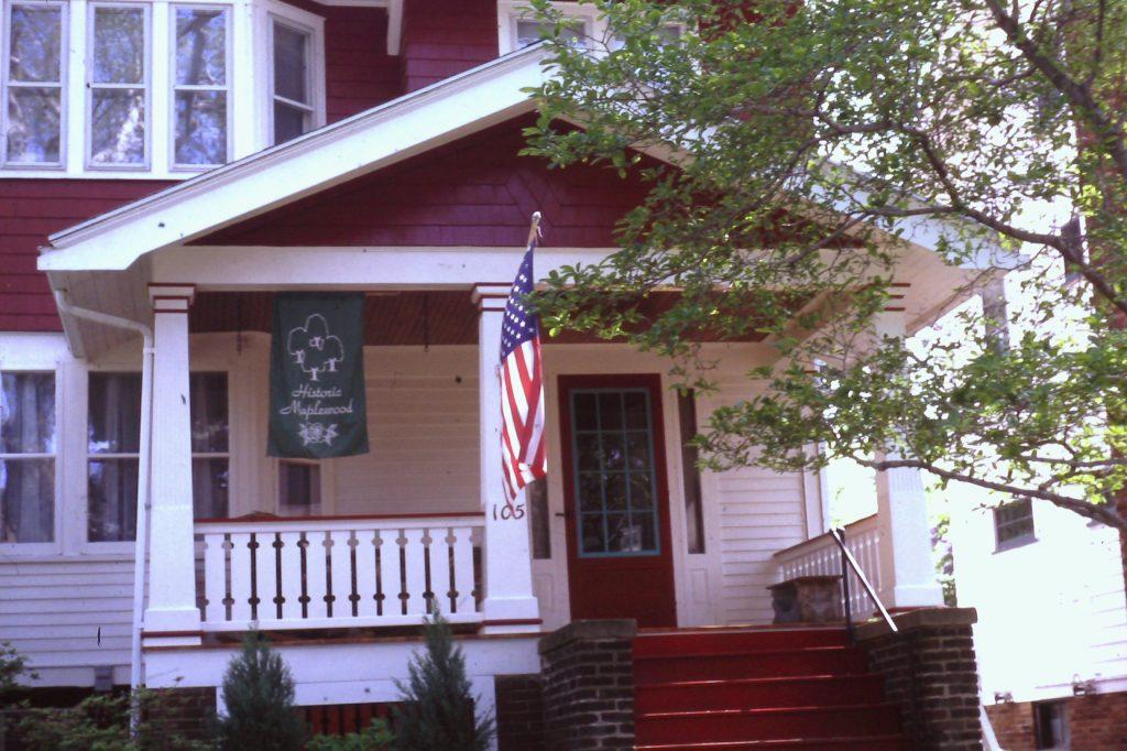 Maplewood Residence