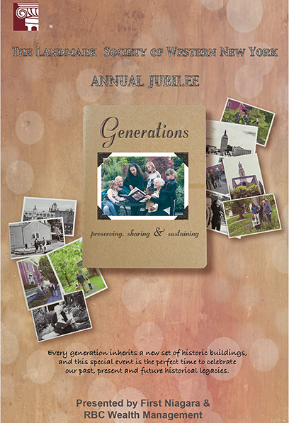 Annual Jubilee -  Generations: Preserving, Sharing & Sustaining 1