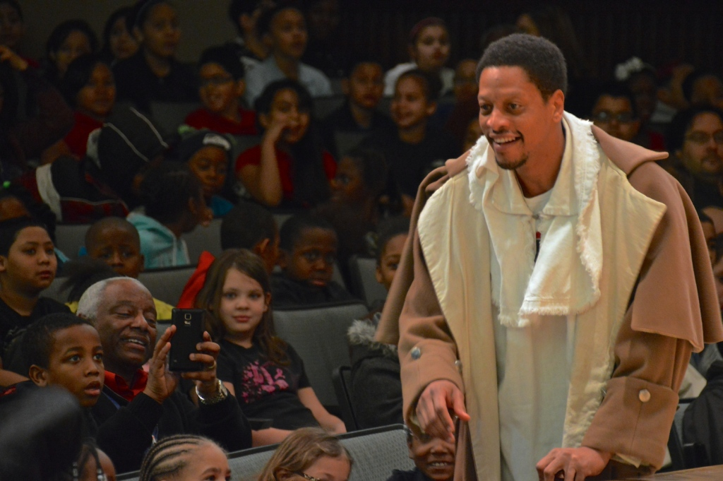 Walk the Walk: Encounters with Rochester's African-American Ancestors FREE public performance 1