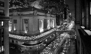 The Supreme Court Case: Penn Central Transportation co. v. The City of New York in 1978 upheld the Landmark designation of Grand Central Terminal and was a turning point in preservation history. Grand Central Terminal today, in a view from across 42nd Street. Photo by Tony Cenicola, The New York Times.