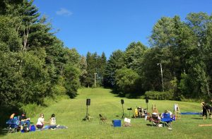 Shake on the Lake 2015 at the Village of Arcade Park in Arcade, NY