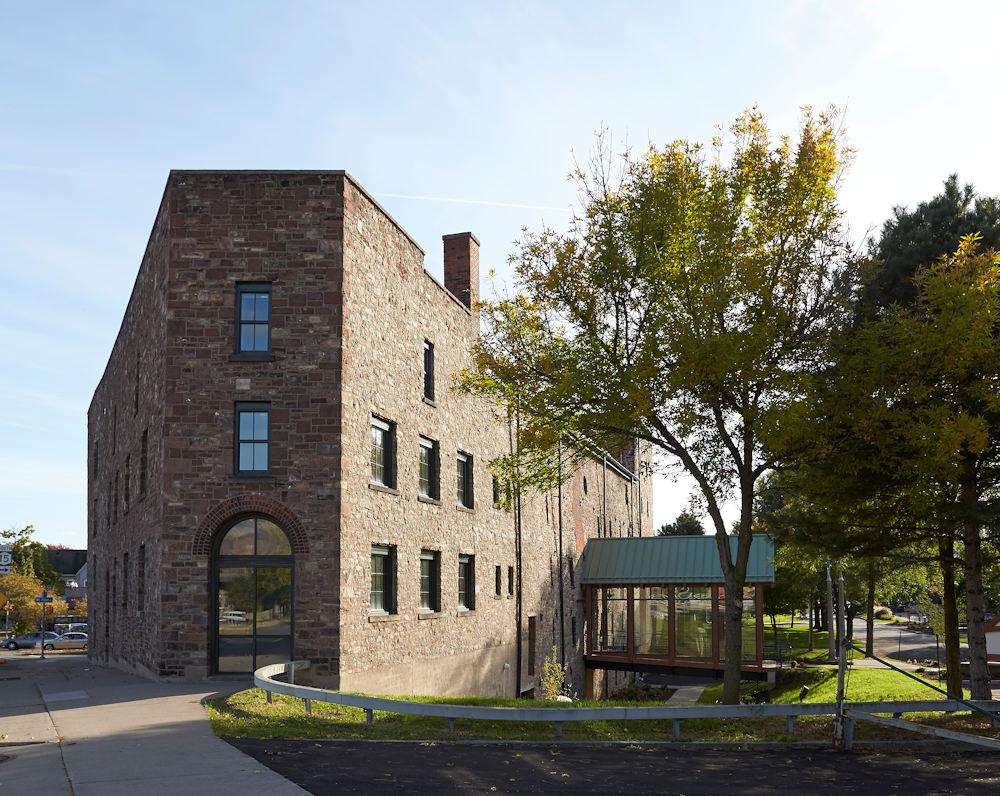 2016 Award of Merit recipient - Skalny Building: Bivona Child Advocacy Center. Photo by Tim Wilkes