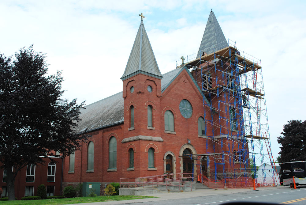 2016 Award of Merit recipient - Church of the Most Holy Trinity.
