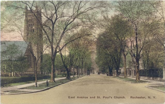 Out of Character Development Proposed in East Avenue Preservation District 1