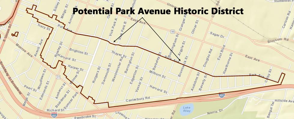 Park Ave. Historic District Project 7
