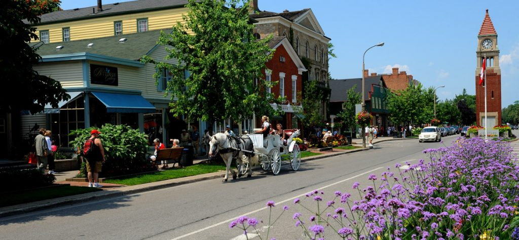 Travel Tour: An Insider's Guide to Preservation Successes in Niagara-on-the-Lake - May 14-16, 2018 1