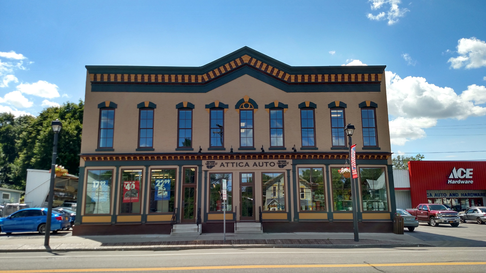 Seeking Nominations for Preservation Awards 1