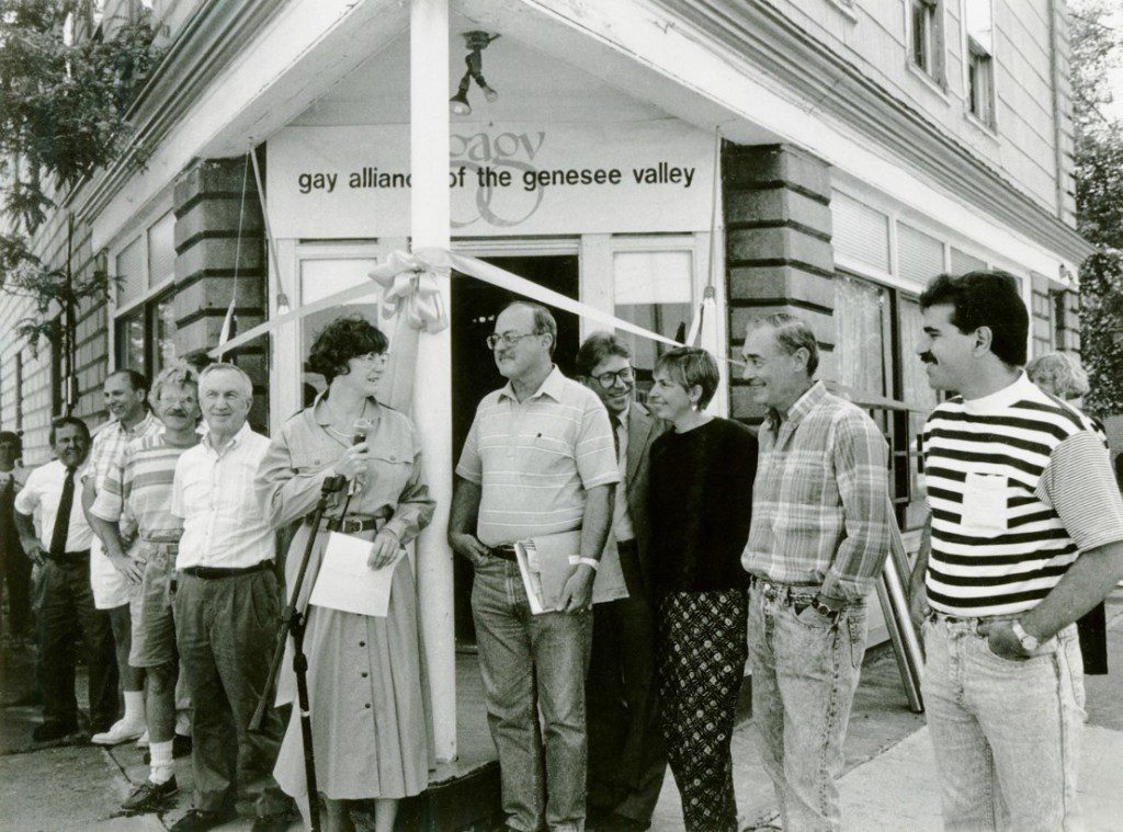 LGBTQ Historic Sites Tour: Resistence in the 70s - We have come full circle 1