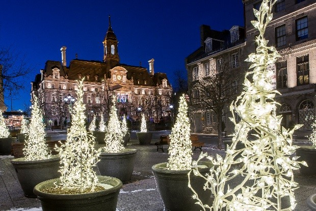 Travel Tour: Montreal Noel 1