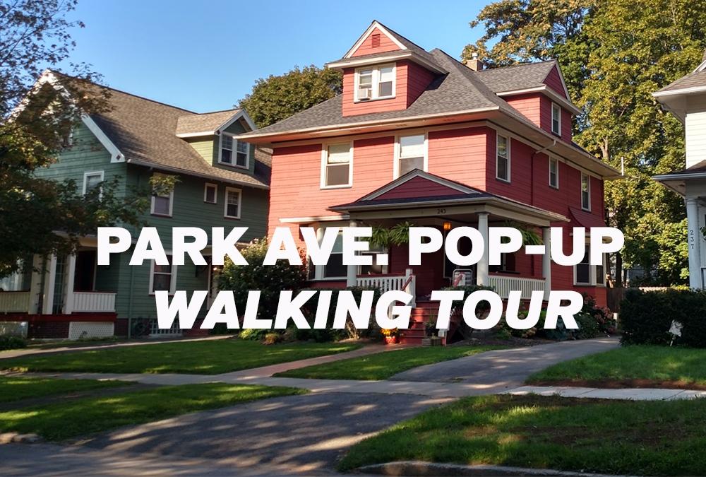 Park Ave. Historic District Project 1