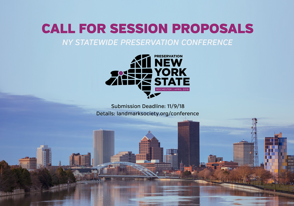 Call for Session Proposals 1