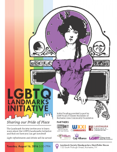 Session Spotlight: Rochester's LGBTQ Landmarks: 50 Years After Stonewall 2