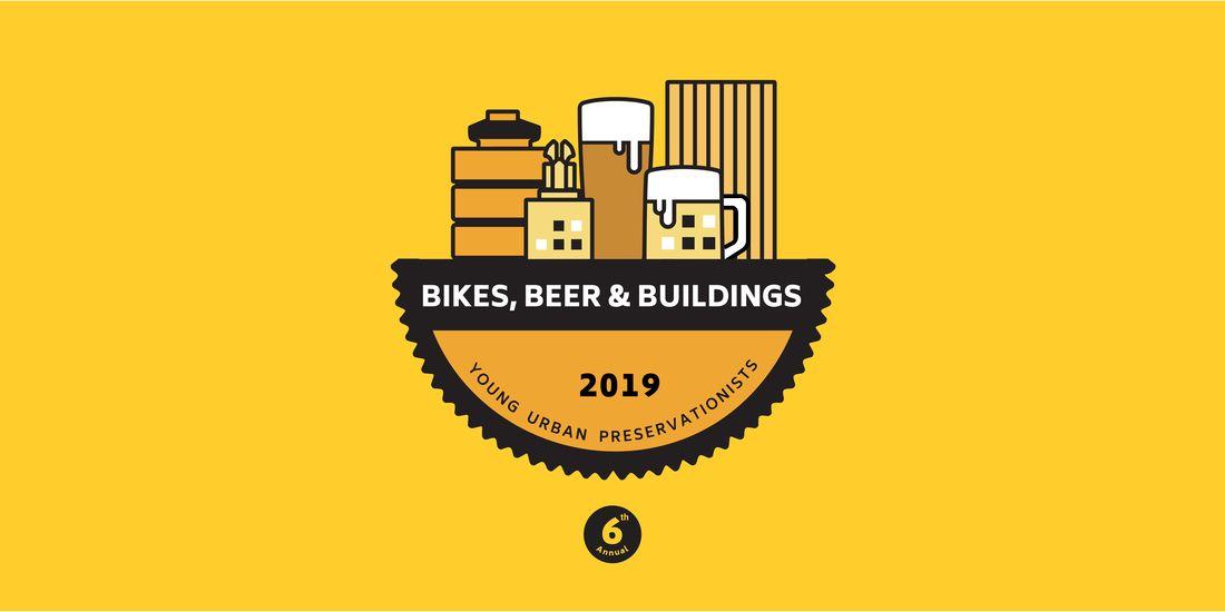 Bikes, Beer & Buildings 2019 1